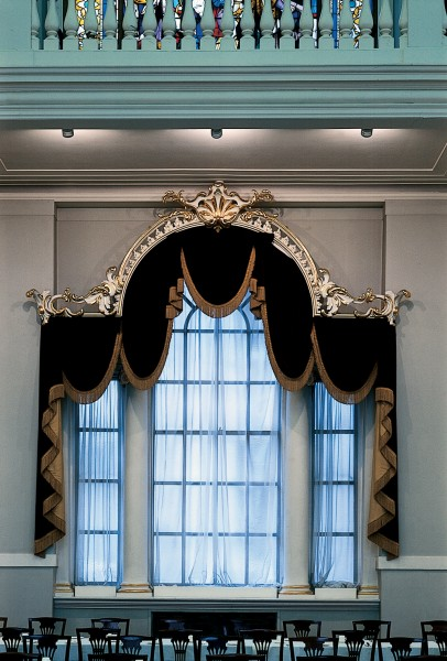 Mansion House – Chippendale Cornice