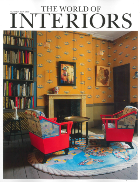 World of Interiors – October 2017