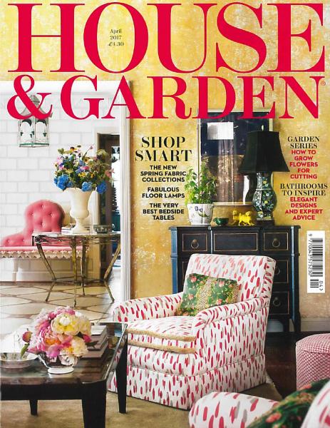 House & Garden – April 2017