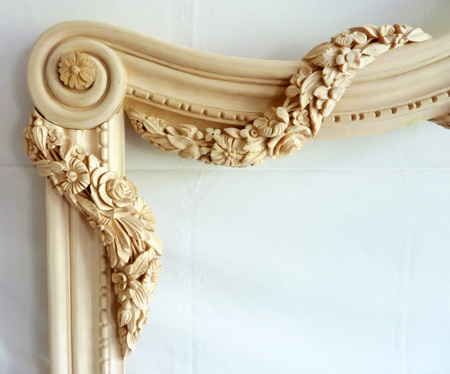 carving-Louis-XVI-bed-6