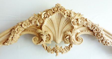 carving-Louis-XVI-bed-7