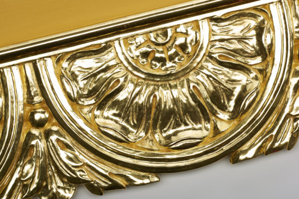 Carved & Gilded Pelmets