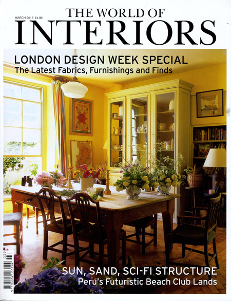 World of Interiors – March 2015