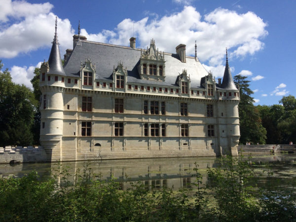 Château d'Azay-le-Rideau