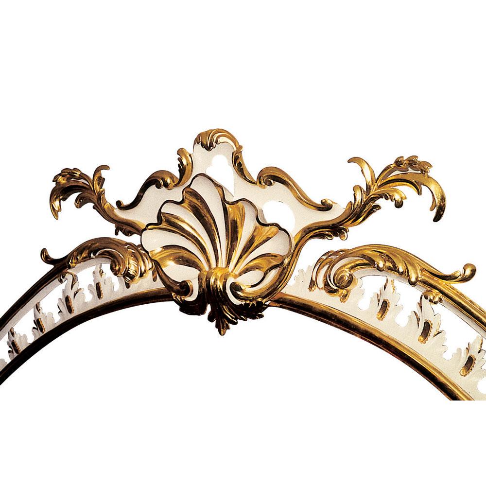 Chippendale Venetian Cornice detail
