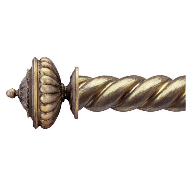 Rope Twist Pole