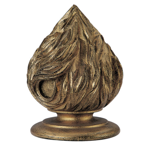 Flambeau Finial