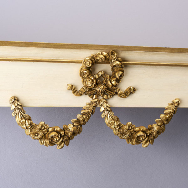 Garland & Ribbon Pelmet