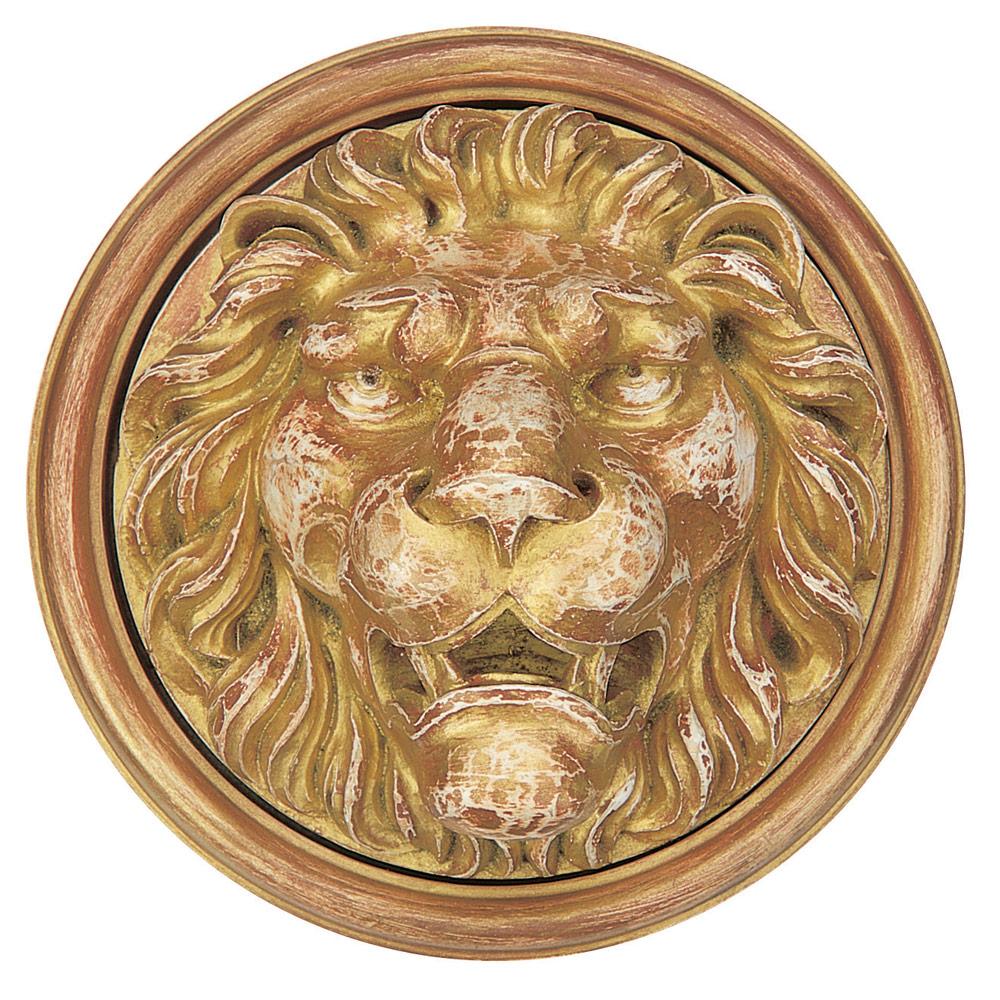 Lion's Mask tieback