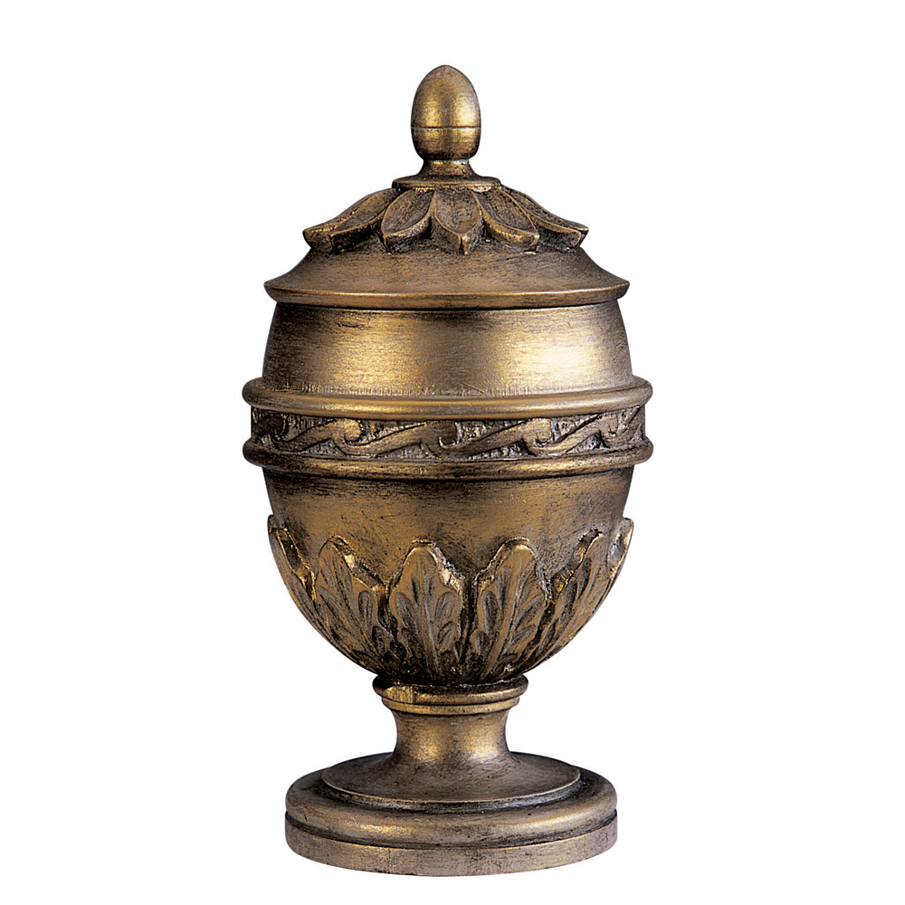 Newby finial, French Gilt