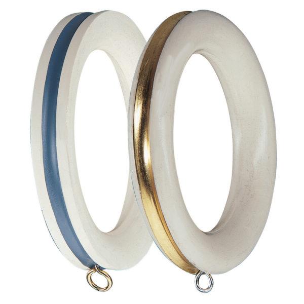 Single Band Profile Ring