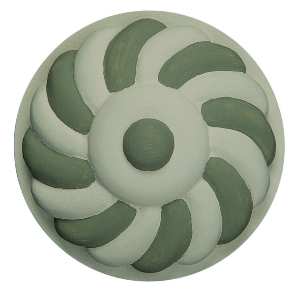 Swirling Ball Tieback