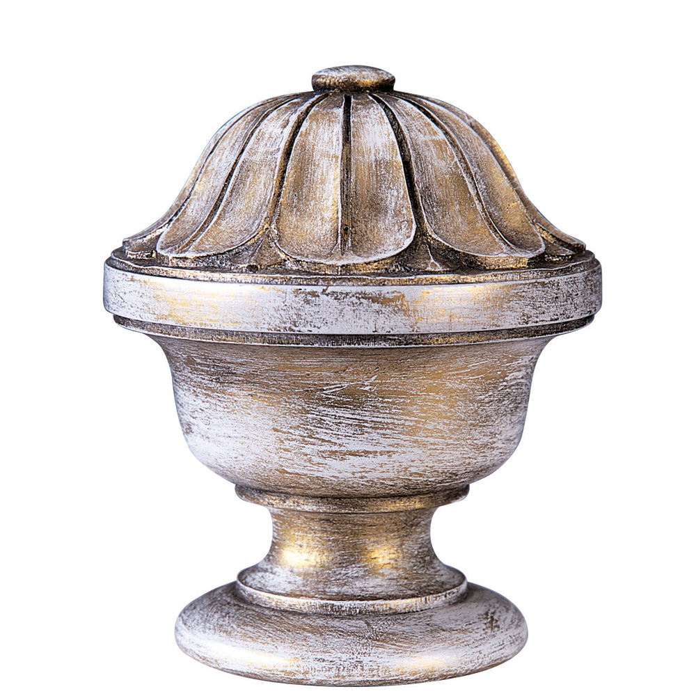 Waterleaf finial